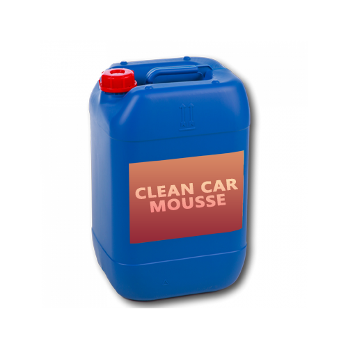 CLEAN CAR MOUSSE